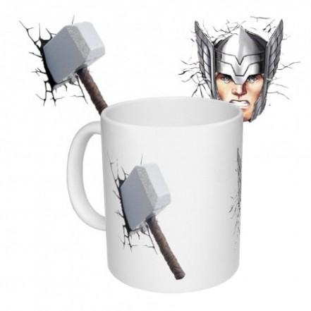 Чашка с принтом 63314 Тор