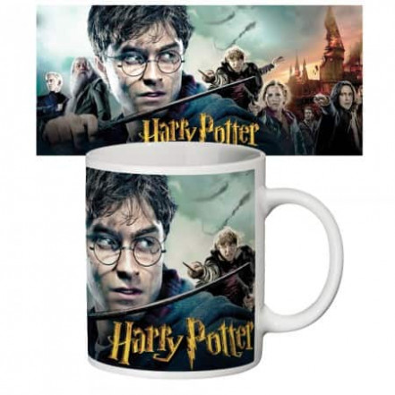 Чашка с принтом 63301 Гарри Поттер