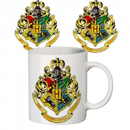 Чашка с принтом 63305 Гарри Поттер Хогвартс
