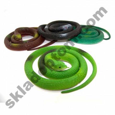 Резиновая змея 70см