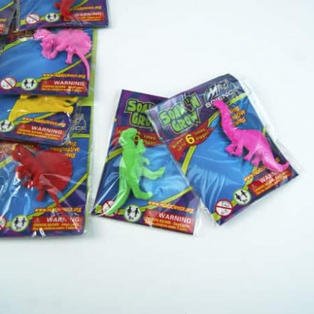 Растущие Животные большие (динозавры)