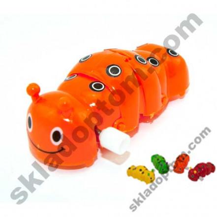 Заводная игрушка Гусеница