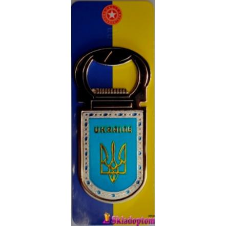 Открывалка Украина UB 910B (герб)