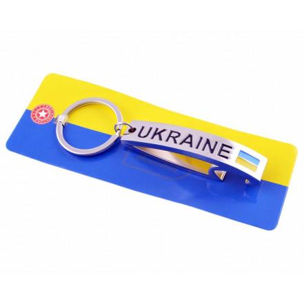 Брелок-открывалка Флаг Ukraine UK-114