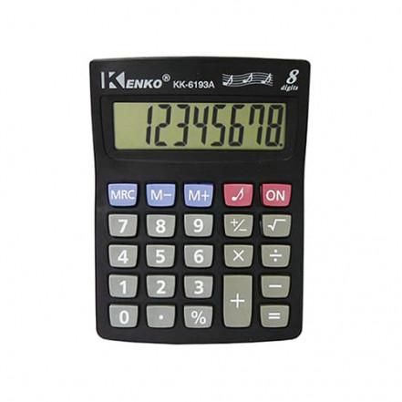 Калькулятор Kenko 6193A-8