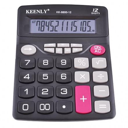 Калькулятор Keenly KK-8800-12
