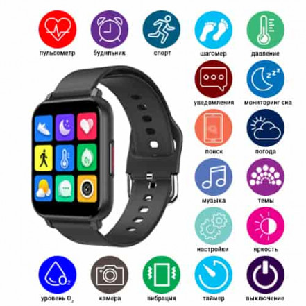 Smart Watch Apl band T82