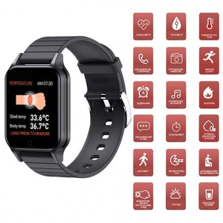 Smart Watch Apl band T96, температура тела