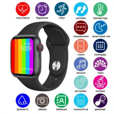 Smart Watch W26 ПО ZK16, голосовой вызов