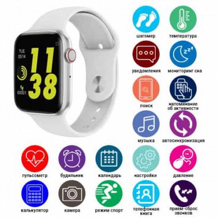 Smart Watch W34 plus, голосовой вызов