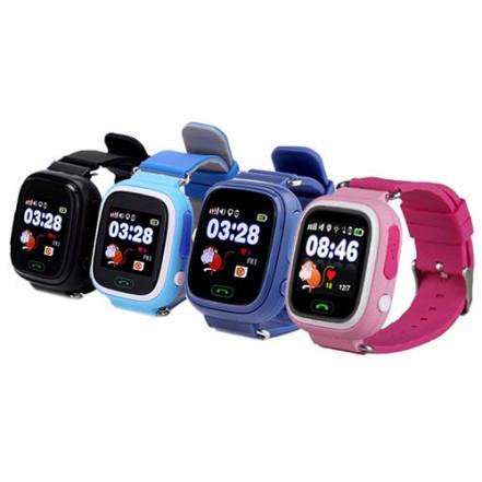 Смарт-часы детские с GPS Q90