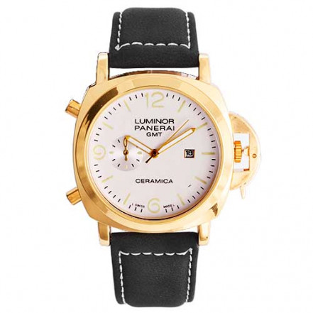 Часы наручные 160 B Panerai White G-Bk (копия)