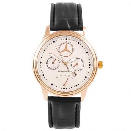 Часы наручные 4064 Mercedes White G-Bk (копия)