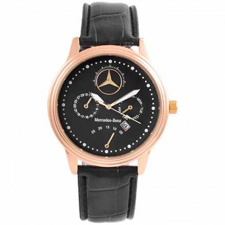 Часы наручные 4064 Mercedes Black G-Bk (копия)
