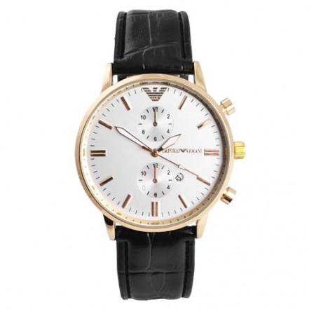 Часы наручные 4297-2 Emporio Armani White G-Bk (копия)
