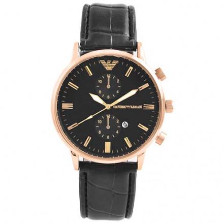 Часы наручные 4297-2 Emporio Armani Black G-Bk (копия)