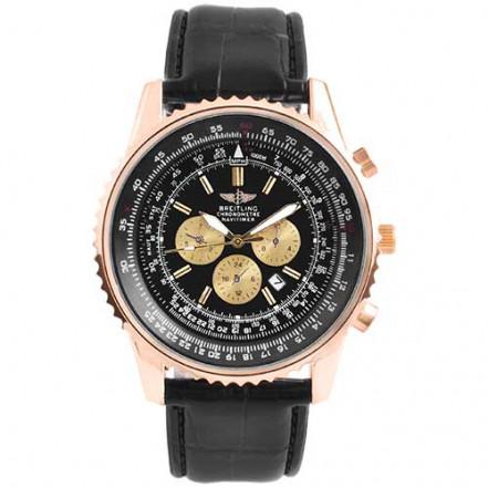 Часы наручные 5074T Breitling Black G-Bk (копия)