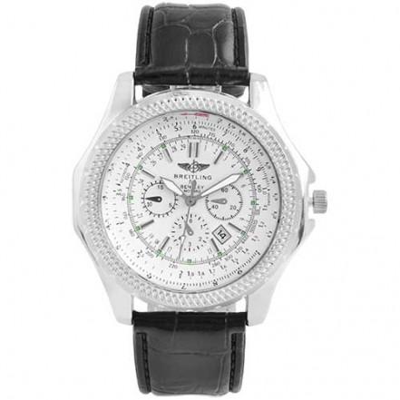 Часы наручные 6098 Breitling White S-Bk (копия)