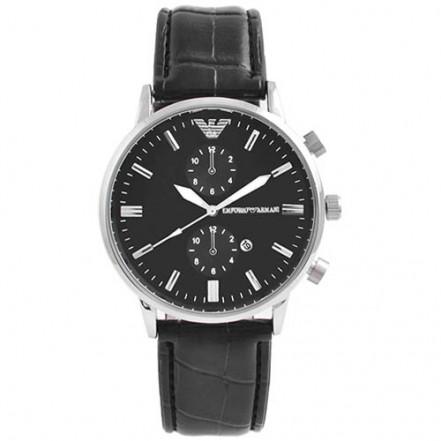 Часы наручные 4297-2 Emporio Armani Black S-Bk (копия)