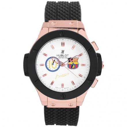 Часы наручные 6289 Hublot (Barcelona) White G-Bk