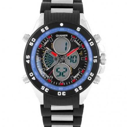 Часы наручные 1103 QUAMER, sport, браслет