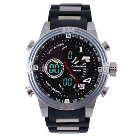 Часы наручные 1702 QUAMER, box, sport, браслет