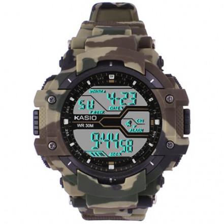 Часы наручные GD-100 CASIO, с подсветкой