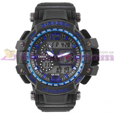 Часы наручные G-SHOCK GW-4000B Black-Blue