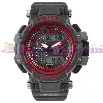Часы наручные G-SHOCK GW-4000B Black-Red