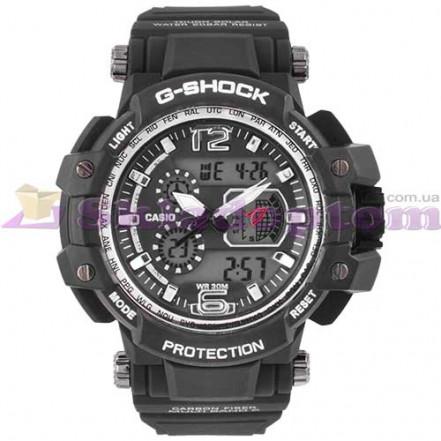 Часы наручные G-SHOCK GW-4000B Black-Silver