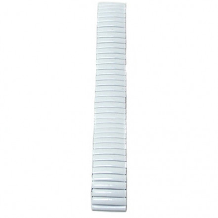 Браслет резинка 1518/17 молоко 18 мм