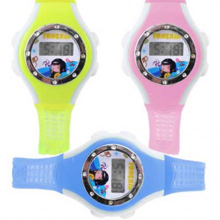 Часы наручные 182G Детские пластик