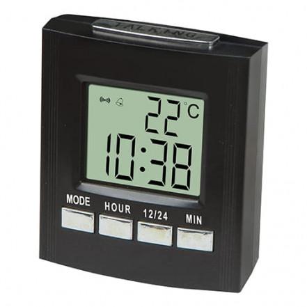 Часы электронные говорящие VST-7027С, температура, 2*AA