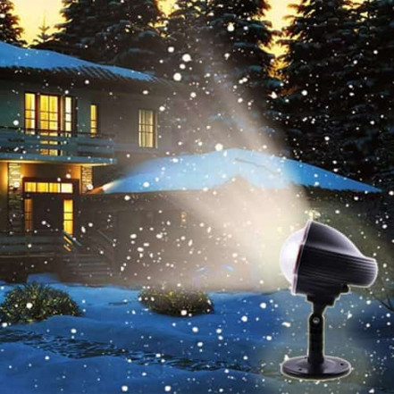 Лазер диско XL-809, Snow белый