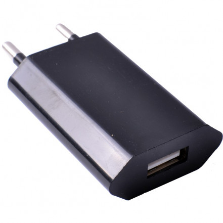 Зарядное устройство USB 5V 500мАч - 220V для зарядки электронных сигарет eGo/eGo-T/eGo-C EC-048 *