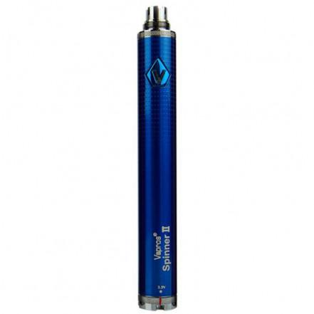 Аккумулятор для электронной сигареты Vision Spinner II 1650mAч EC-018 Blue *