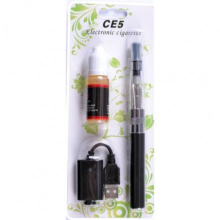 Электронная сигарета CE5 1100mAh EC-005-1 Black