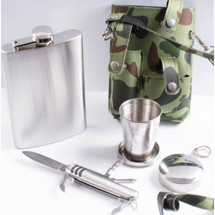 Набор в камуфляжном чехле PT-9-2