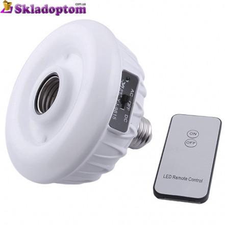 Фонарь лампа 9815, 20LED, пульт Д/У