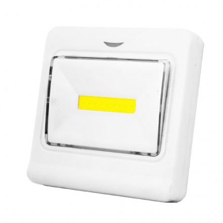 Подсветка универсальная в виде выключателя K10+COB + магнит
