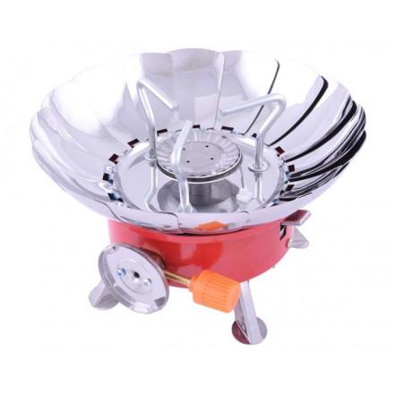 Портативная газовая плита с пьезоподжигом 203