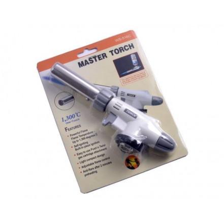 Автоматическая газовая горелка Master Torch WS-516C