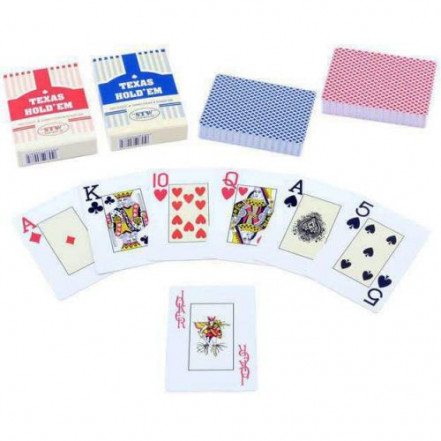 Карты игральные TEXAS HOLDEM 395-2