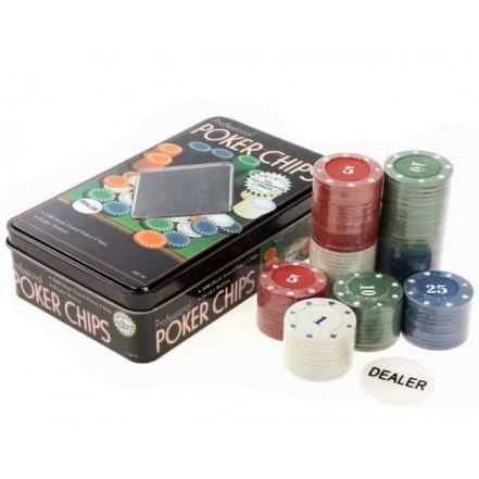 Покерный набор 100T