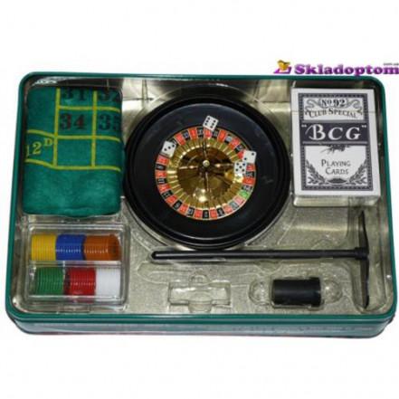 Покерный набор 500T-2