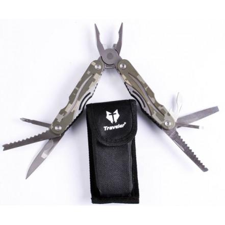 Нож Многофункциональный (мультитул) MT-823