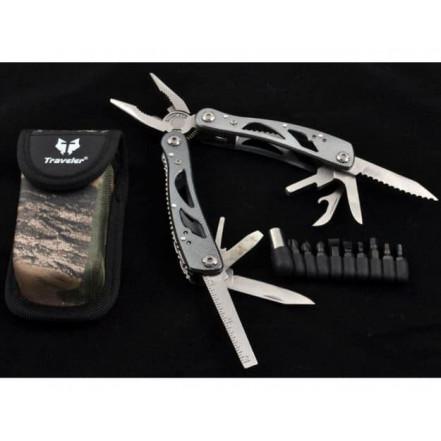 Нож многофункциональный Traveler MT-629