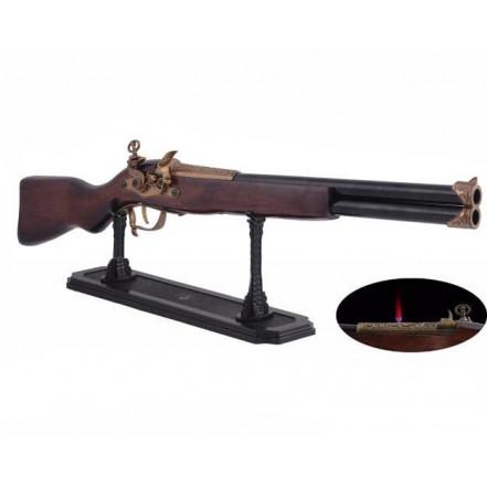 Ружье сувенирное с зажигалкой (Турбо) 2062