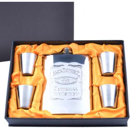Подарочный набор с флягой Jack Daniel's GT-20-5