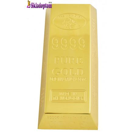 Настольная зажигалка Слиток золота 1714 *